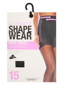 Womens Glossy Shapewear Tights