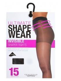 15 Denier Invisible Shaper Tights