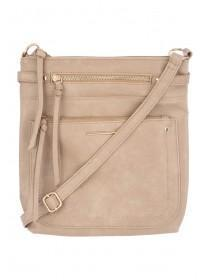 Womens Tan Blondie Bag
