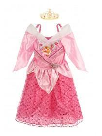 Girls Princess Aurora Dress Up