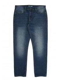 Mens Mid Blue Slim Jean