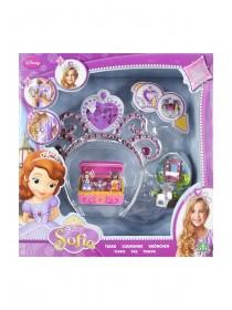 Girls Sofia Tiara Set