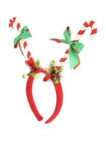 Womens Candy Cane Boppers
