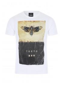 Mens Tokyo Printed T-Shirt