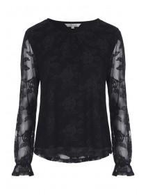 LDS LACE LONG SLEEVE