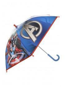 Boys Blue Marvel Umbrella