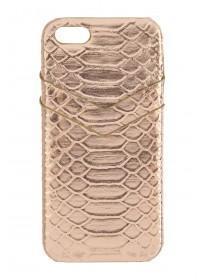 Womens Bronze Card Holder Phone Case