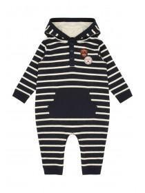 Baby Boy Stripe Onesie