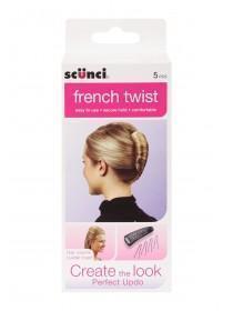 Womens Scünci French Twist Kit