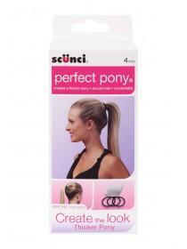 Womens Scünci Perfect Pony Kit