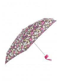 Womens Floral Mini Umbrella