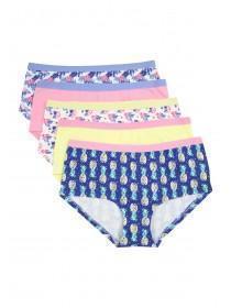 Older Girls 5PK Shorts