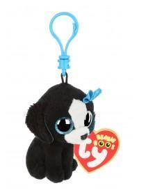 TY Beanie Baby Boo Clip - Tracey the Dog