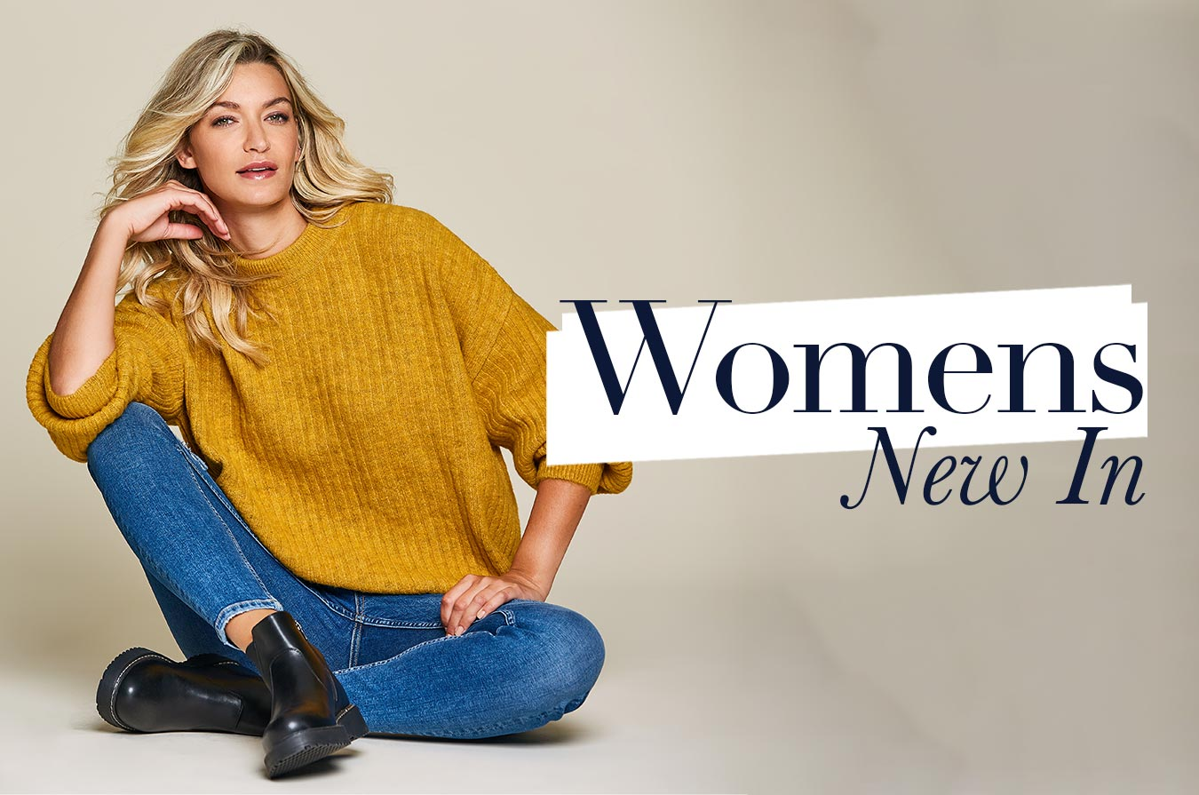 womens new in clothing